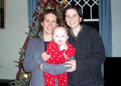 Family, Christmas Eve
