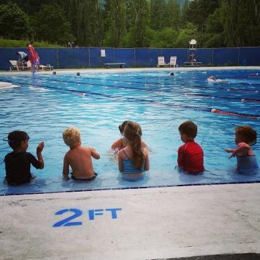 Swim-lessons